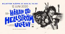 Ullevi välkomnar Håkan Hellström tillbaka för unik spelning 2020!