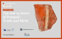 Föreläsning! THE LAST 24 HOURS OF POMPEII. MYTHS AND TRUTH