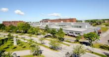 Nya solceller på Kemicentrum i Lund