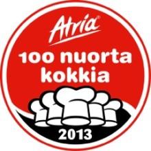 Atria 100 Nuorta Kokkia –koulutusohjelman haku on nyt käynnissä
