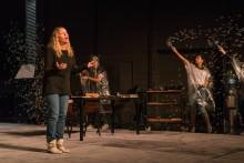 Fredagsmys på Folkteatern: Juck och nattrep!