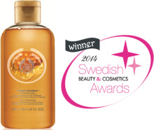 Honeymania™ Shower Gel vinnare i Swedish Beauty & Cosmetics Awards