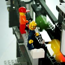 Pressinbjudan: Unga tävlar med lego för att göra äldres liv lättare