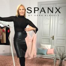 Spanx i samarbete med Petra Tungården