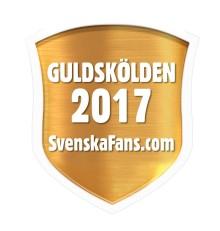 Vinnare – Guldskölden 2017