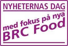 Nyheternas dag - fokus på nya BRC Food
