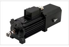 Spindelmotor iSA 900 är robust och förberedd för automatiskt verktygsbyte