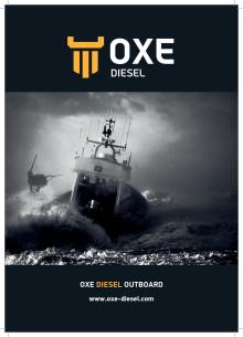 OXE Diesel range, brochure