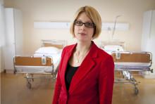 Helene Öberg (MP) vill säkra vård för papperslösa