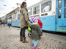 Trafikinformation: Linje 7 och 11 kör via Redbergsplatsen