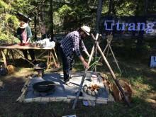Första deltävlingen av SM i utomhusmatlagning avgjord