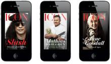 Icon är världens första magasin för iPhone