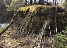 Lindesbergs Hembygdsförening: Ny skrift och utställning om sägner