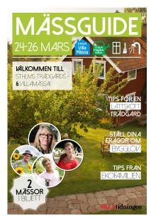 Mässguiden för Stockholms Trädgård- & Villamässa