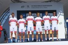 Disse sykler Tour of Norway for landslaget – fire ryttere fra gull-laget i VM 2014