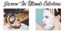 Beauty Pro Collagen Sheet Mask & Barber Pro Sheet Mask For Men