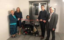 New £2.5m lifts for Carshalton station's Southern and Thameslink rail users