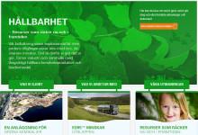 SEKABs hållbarhetsarbete presenteras på nya webbsidor
