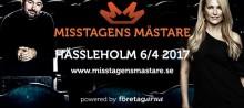 Företagarnas succés turné Misstagens Mästare gästar Hässleholm den 6 april