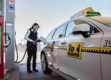Volvo Cars tillåter HVO100 för taxibolagen i Sverige