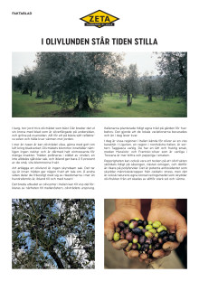 Fakta om oliver