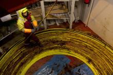 Bindal: Arbeidet med ny kabel er i gang