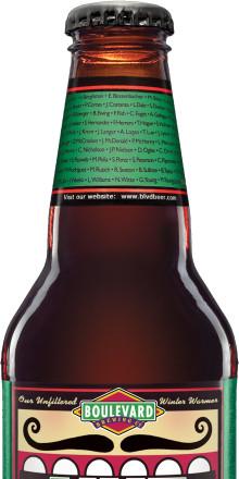 Boulevard Nutcracker Ale - Nu i Cask Sweden's sortiment