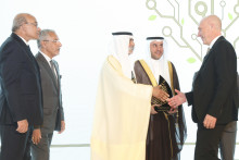 Plantagons Hans Hassle tilldelas Khalifa International Award for Agricultural Innovation