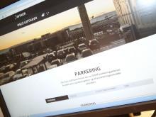 Stadig flere booker parkering på nett