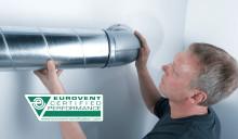 Lindab får prestigefylld Eurovent-certifiering