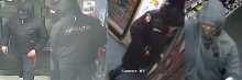 CCTV appeal after four business robberies in Liverpool