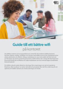 D-Links guide till bättre trådlöst nätverk på kontoret