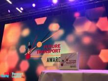 Här är vinnarna av Future Transport Award