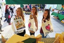 Herzensangelegenheit Leipziger Wochenmarkt - Aktionstag am 18. Mai 2018