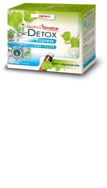 Rena kroppen på 7 dagar med MethodDraine Detox Express