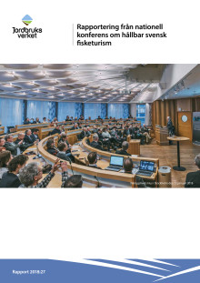 Rapport från nationell konferens om hållbar svensk fisketurism