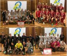 Sammanfattning av Bilfinger Cup 2019