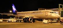 Premiär för Aeroflots direktlinje mellan Moskva och Göteborg