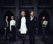 Advokater er mennesker de også: Premiere på Aber Bergen - TV3s nye advokatserie