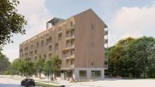 TL Bygg skriver avtal med Atrium Ljungberg om uppförande av hyreslägenheter i Uppsala