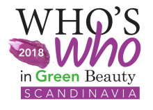 Natural Products Scandinavia launches Who's Who in Green Beauty Scandinavia