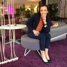 Anna Olbers ny hotelldirektör på Scandic Plaza Borås