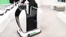 Nidec-Shimpo Announces New Models of the S-CART Series of Automated Guided Vehicles (AGVs)