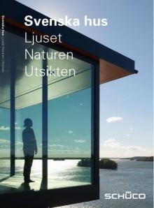 """Schücos bok """"Svenska hus"""" finns ute nu"""