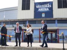 Bombardier Arena är nu Västerås Arena