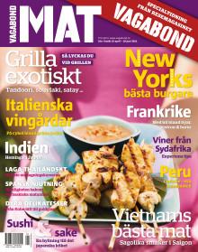 Vagabond lanserar specialmagasin om mat
