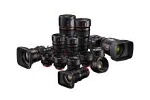 Canon tildeles Emmy®-pris for teknologiske og tekniske prestasjoner i selskapets utvalg av 4K-zoomobjektiver