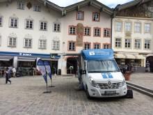 Beratungsmobil der Unabhängigen Patientenberatung kommt am 7. November nach Bad Tölz.