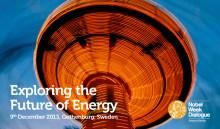 Nobelpristagare diskuterar framtidens energi i Göteborg