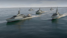 HMS Spey affiliation to strengthen ties between Moray and Royal Navy